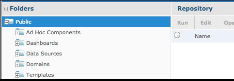 Expanded Folder